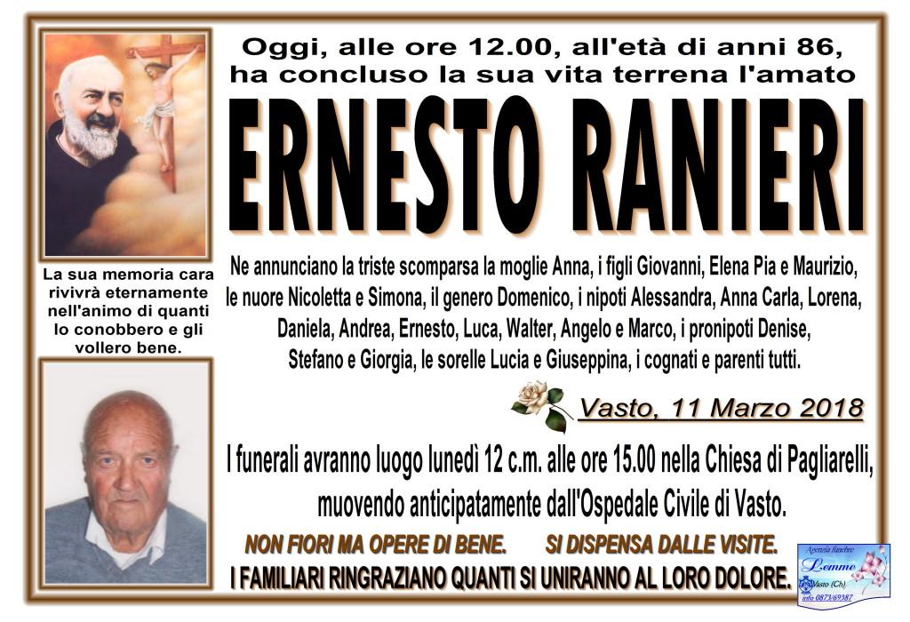 ERNESTO RANIERI