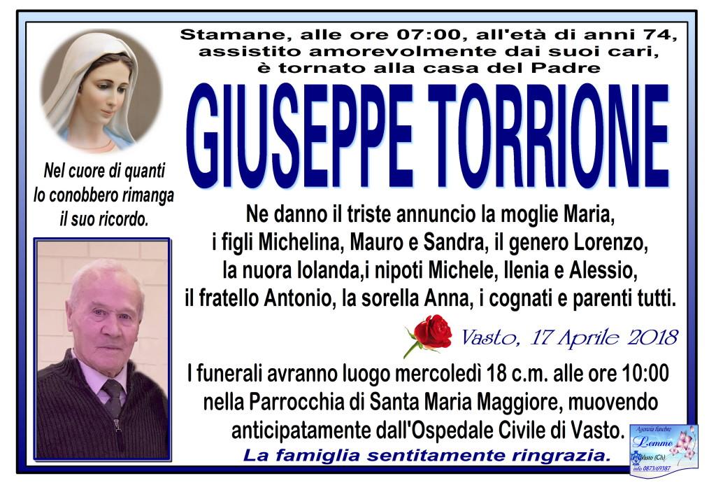 GIUSEPPE TORRIONE