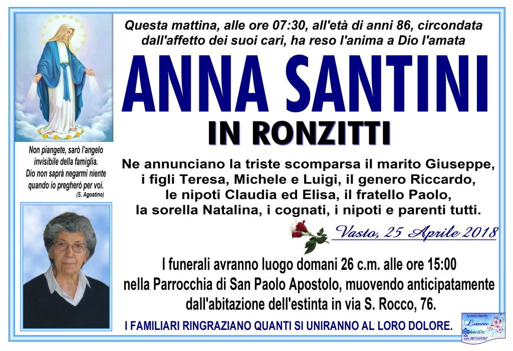 ANNA SANTINI