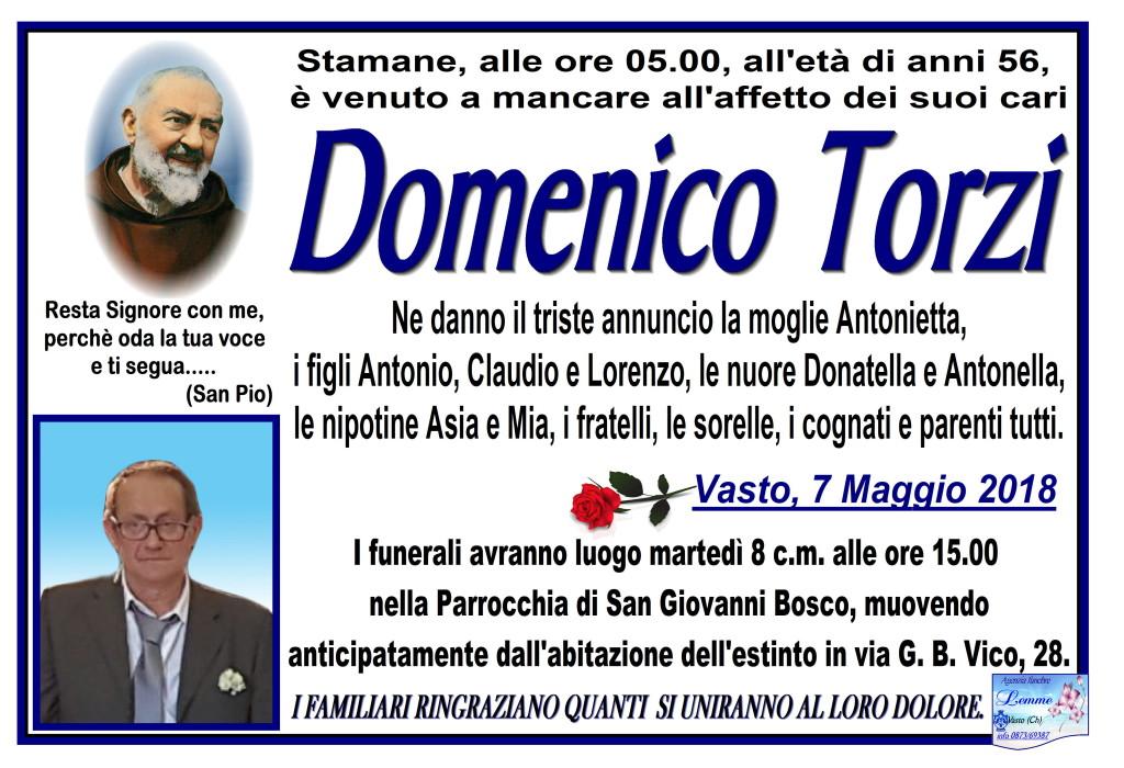 DOMENICO TORZI