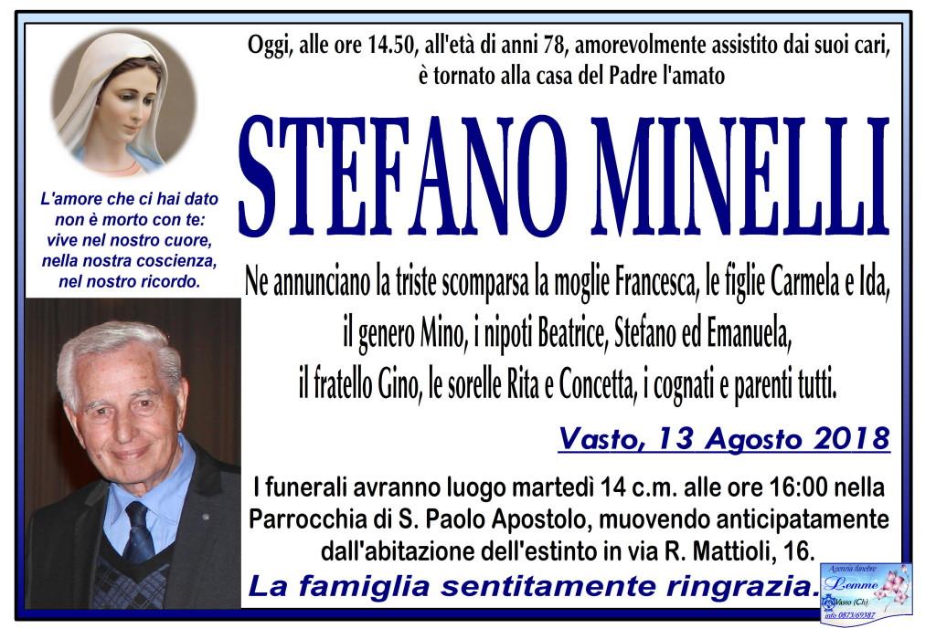 STEFANO MINELLI