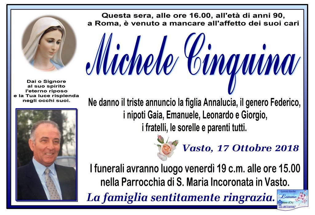 MICHELE CINQUINA