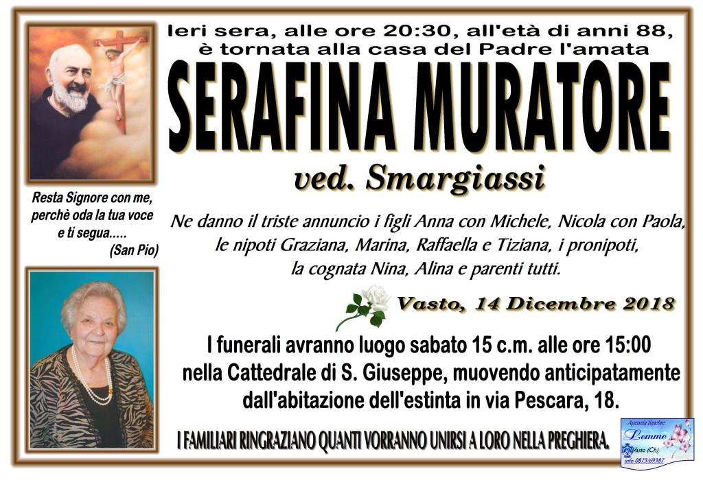 SERAFINA MURATORE