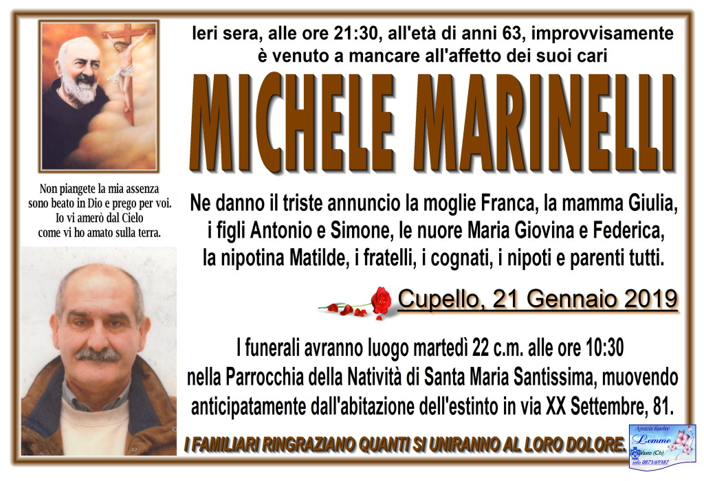 MICHELE MARINELLI