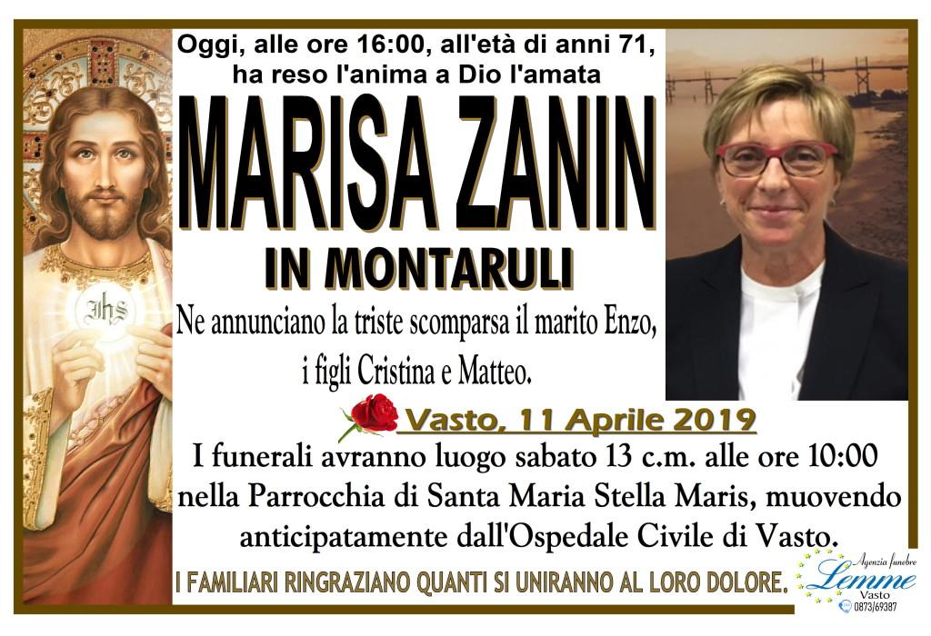 MARISA ZANIN