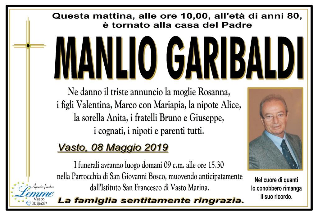 MANLIO GARIBALDI