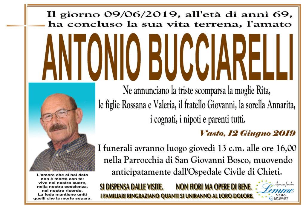 ANTONIO BUCCIARELLI
