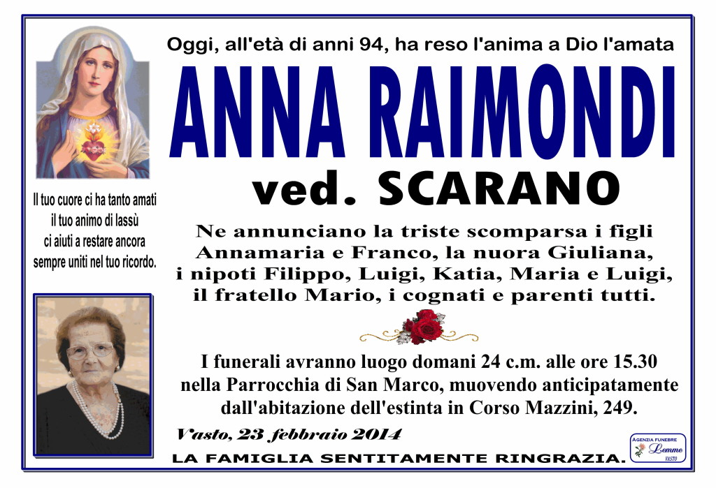 ANNA RAIMONDI