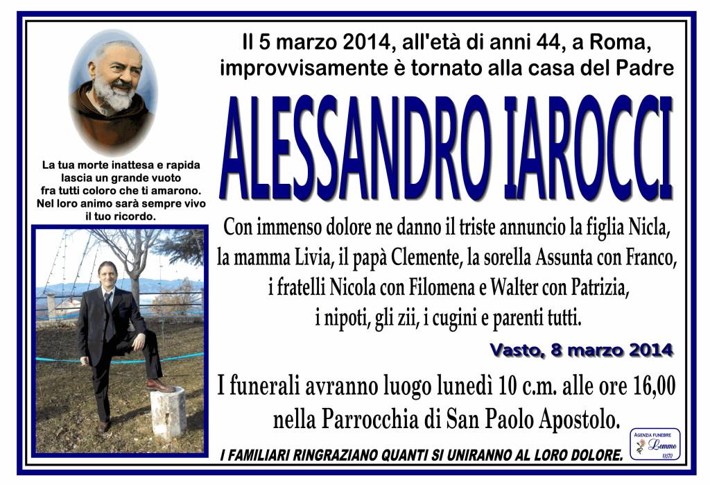 ALESSANDRO IAROCCI