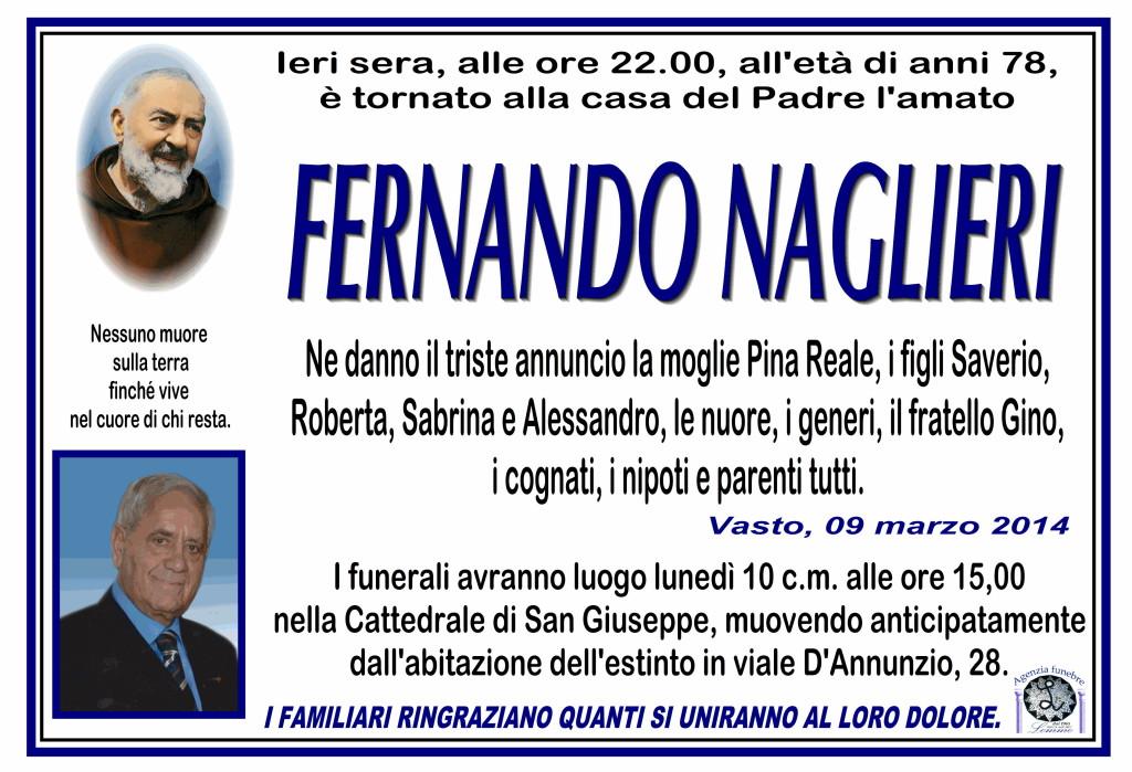 FERNANDO NAGLIERI