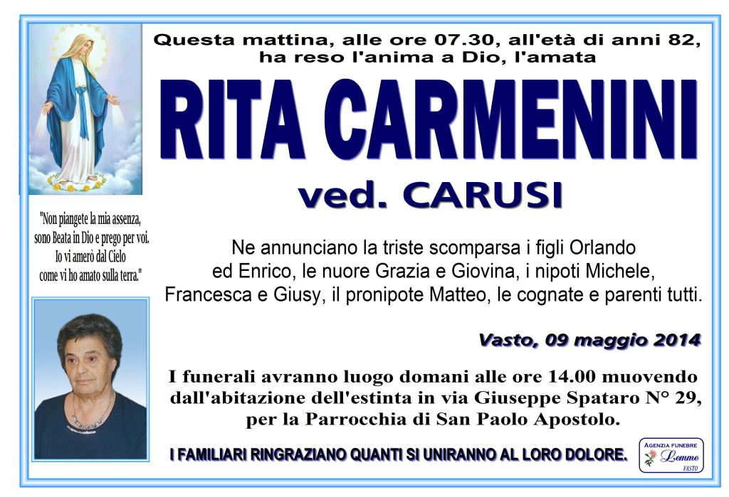 RITA CARMENINI