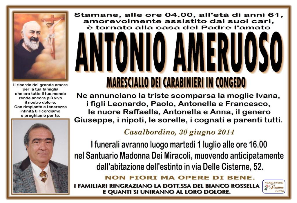 ANTONIO AMERUOSO
