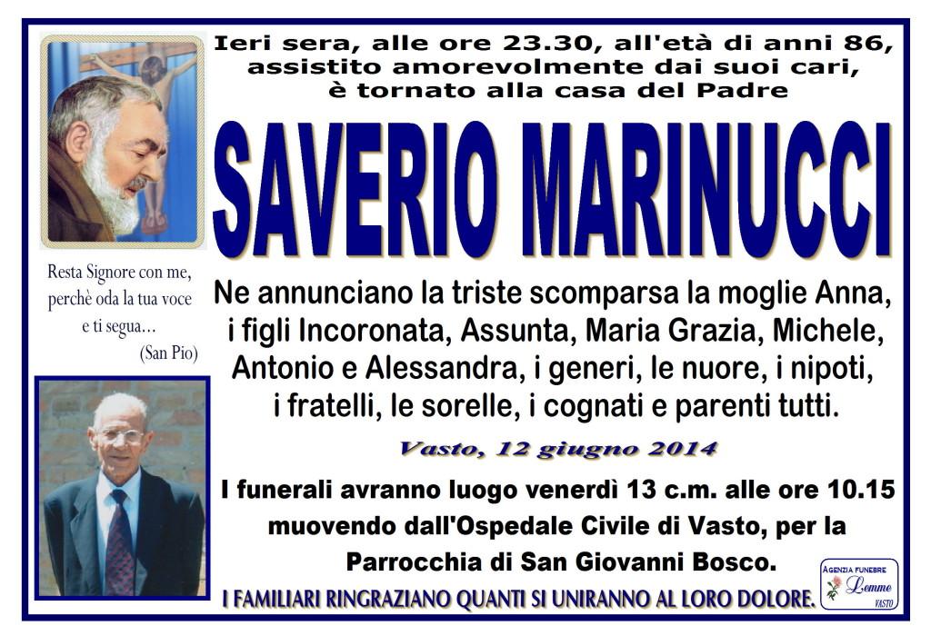 SAVERIO MARINUCCI