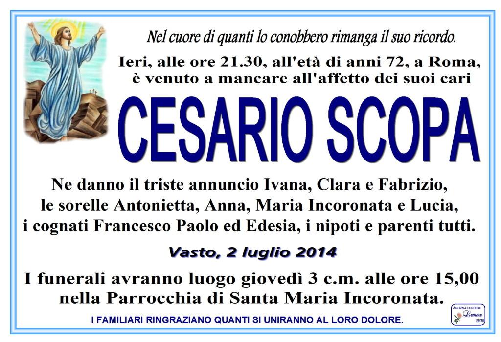 Cesario Scopa