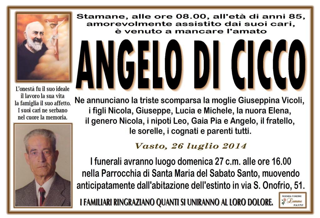 ANGELO DI CICCO