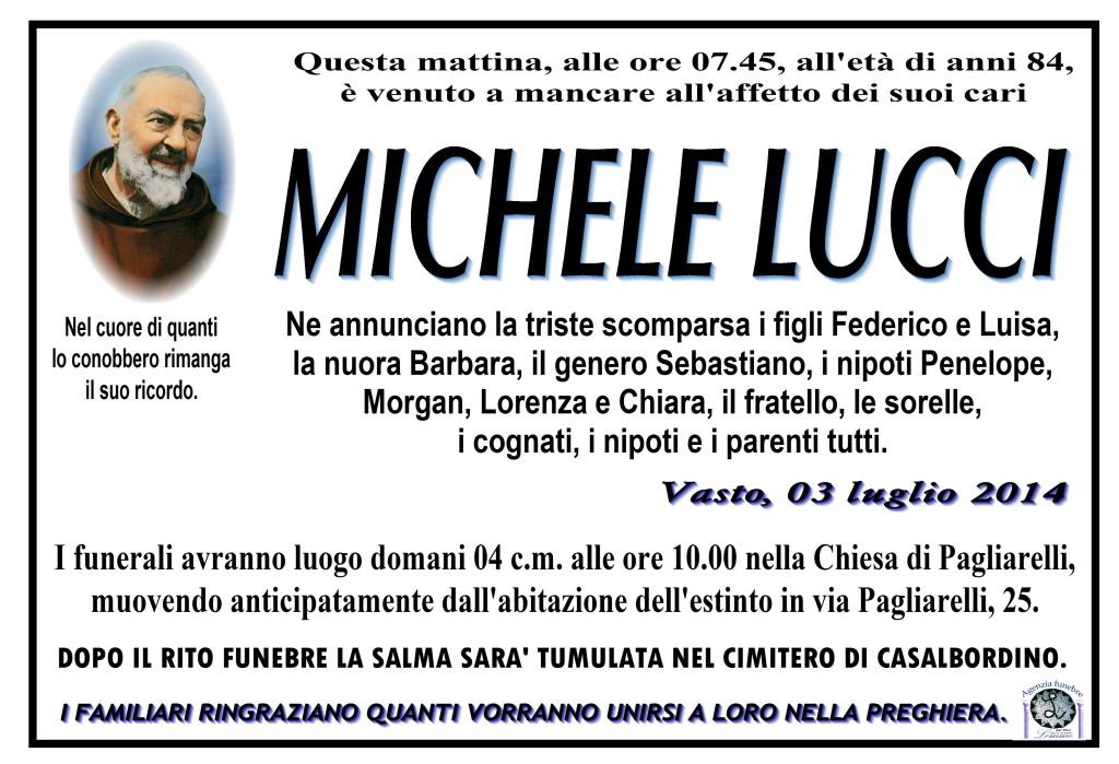 MICHELE LUCCI