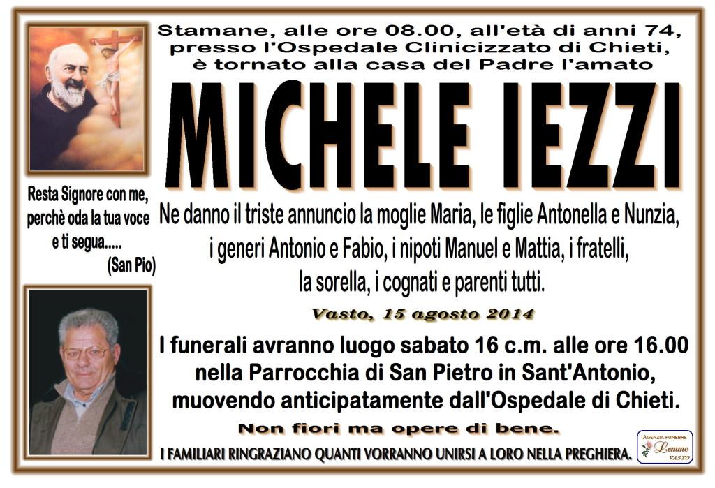 MICHELE IEZZI