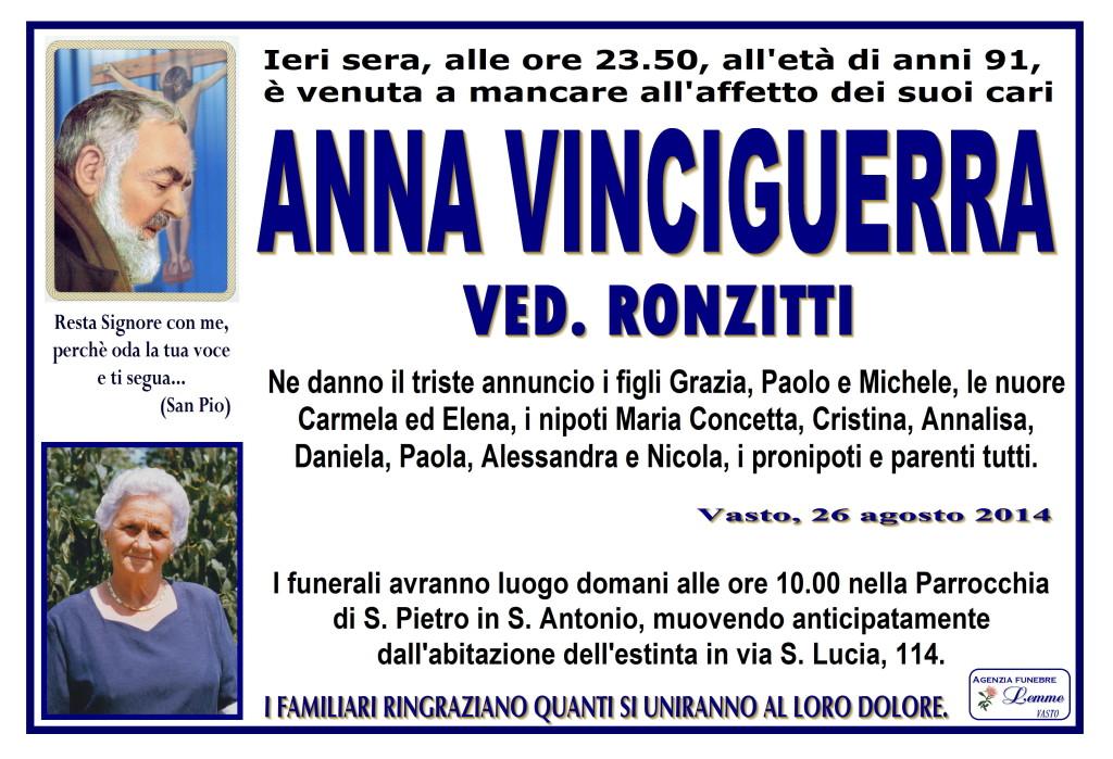 ANNA VINCIGUERRA