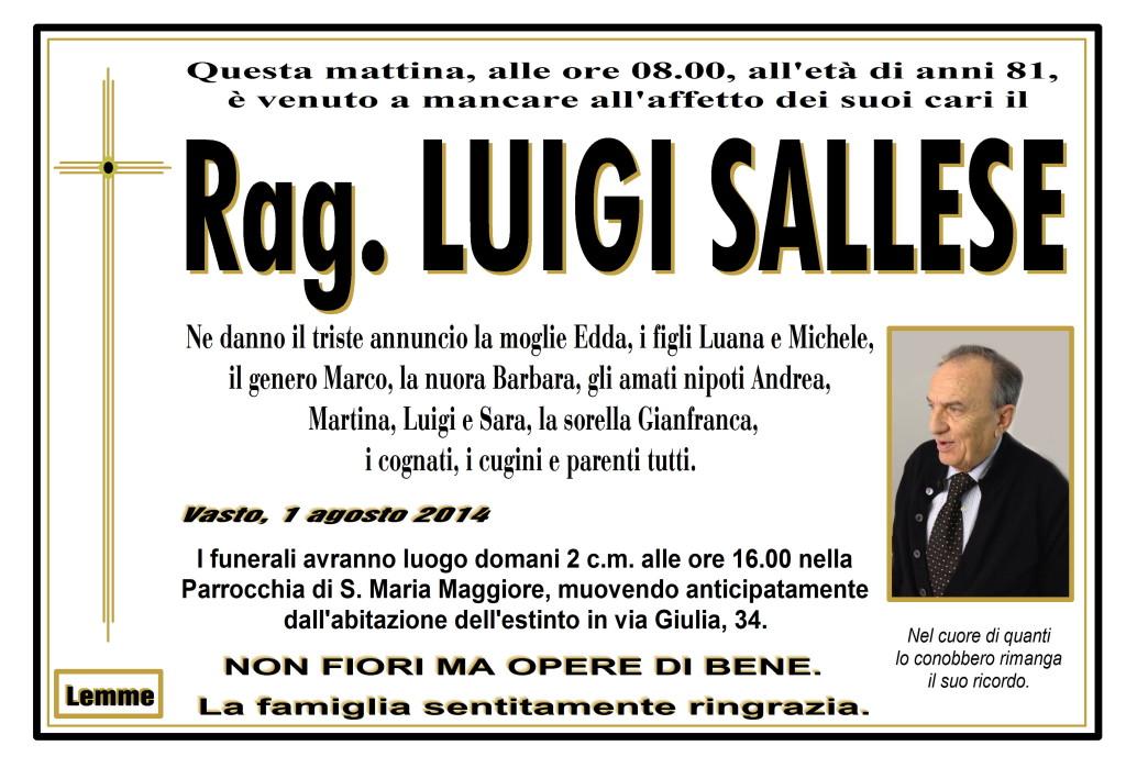 LUIGI SALLESE