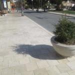San Salvo, pulizia straordinaria strade e marciapiedi nel centro storico