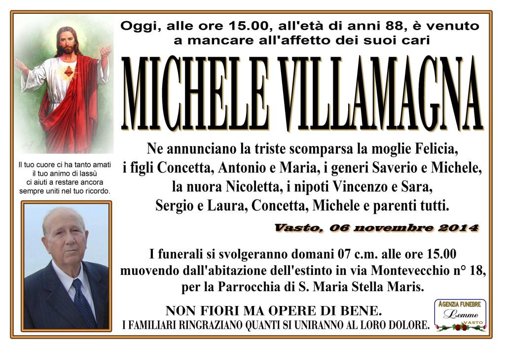 MICHELE VILLAMAGNA