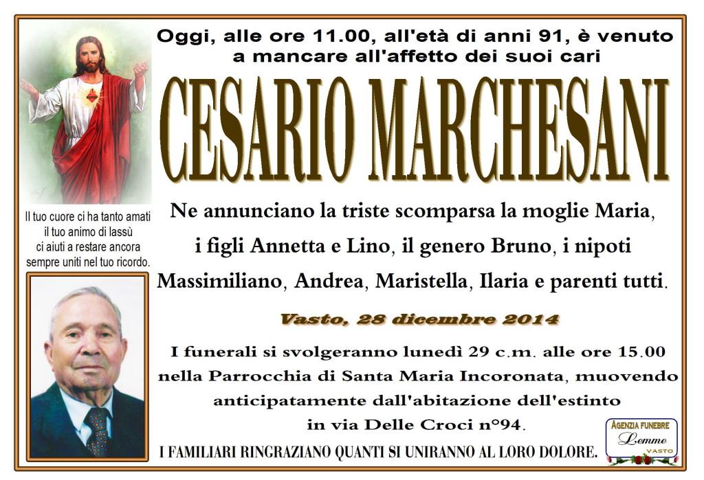 CESARIO MARCHESANI