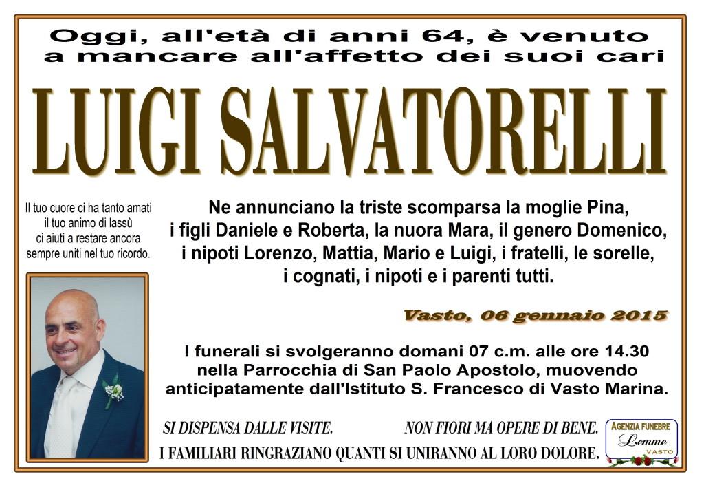 LUIGI SALVATORELLI