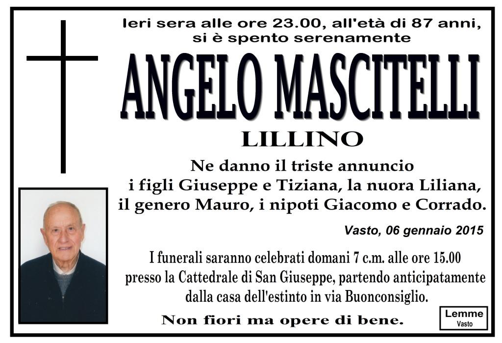 ANGELO MASCITELLI