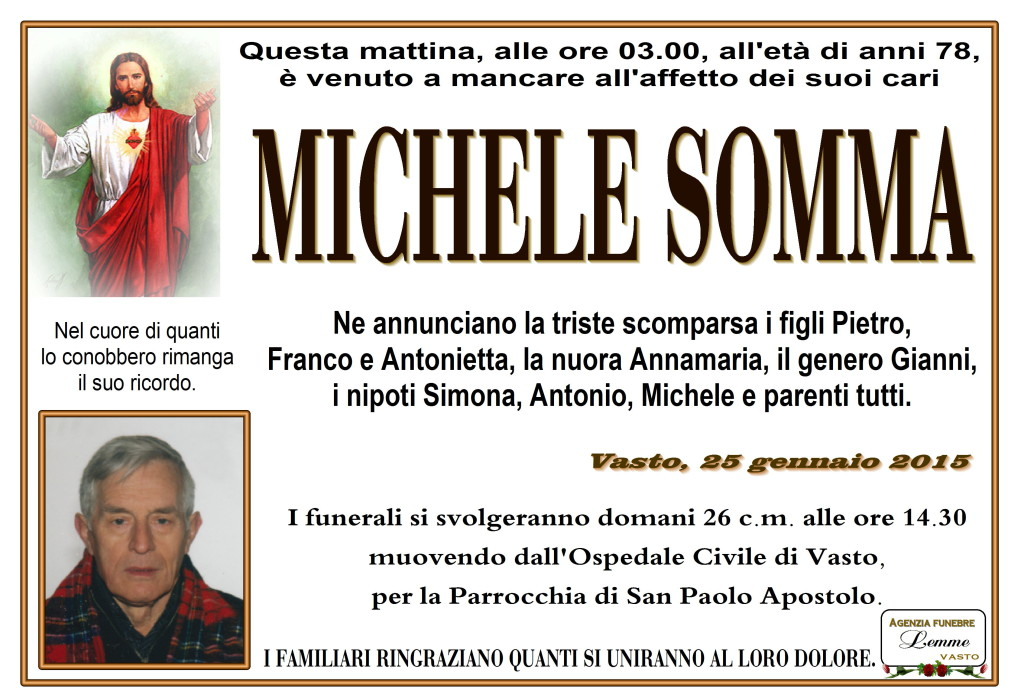 MICHELE SOMMA