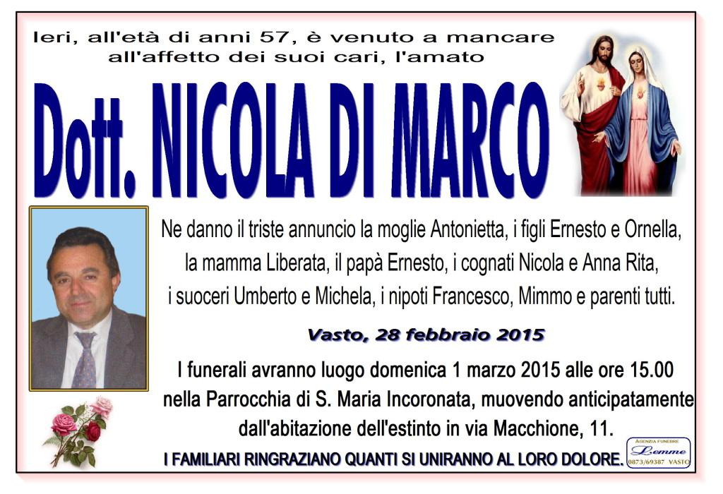 NICOLA DI MARCO