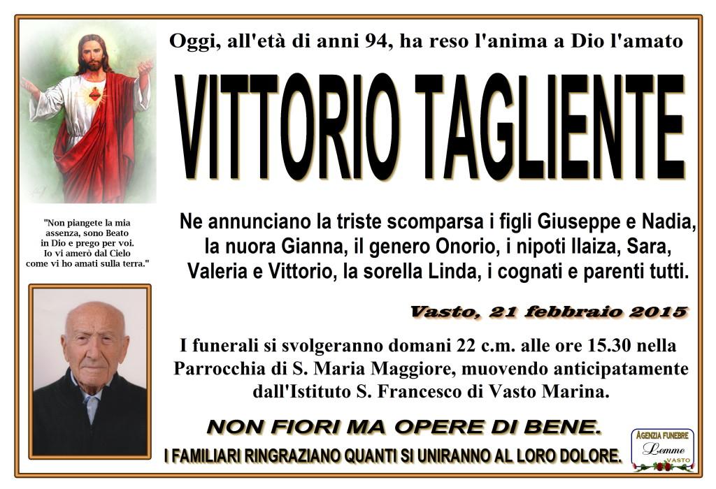 VITTORIO TAGLIENTE