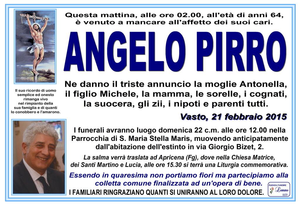 ANGELO PIRRO