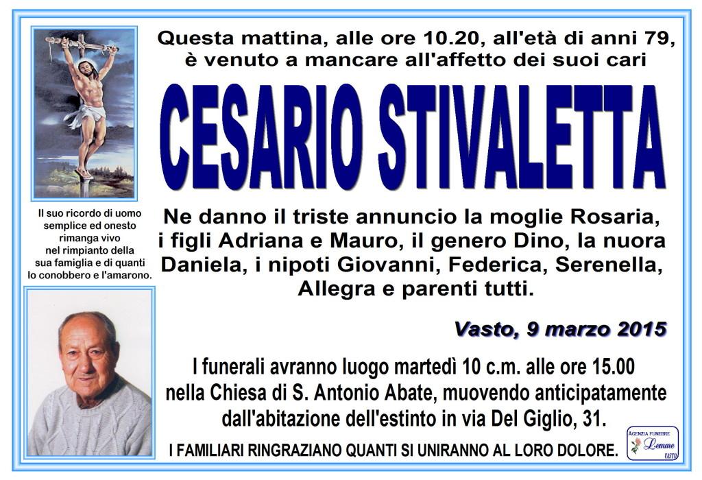 CESARIO STIVALETTA