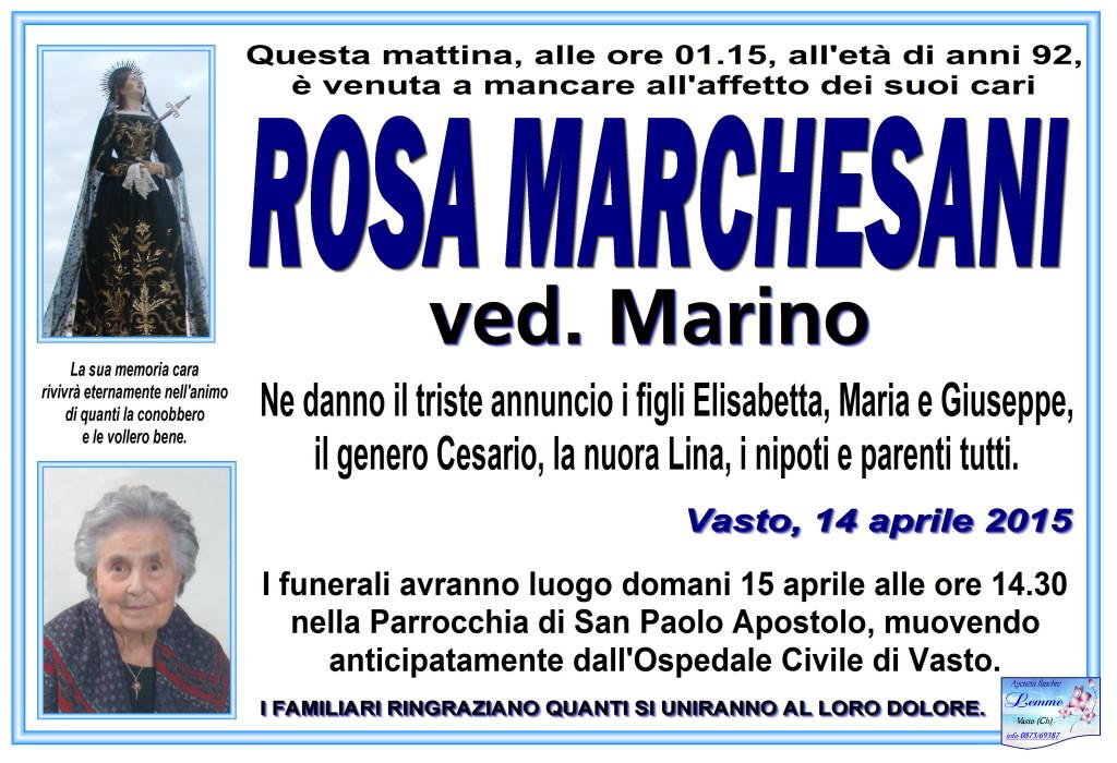 ROSA MARCHESANI