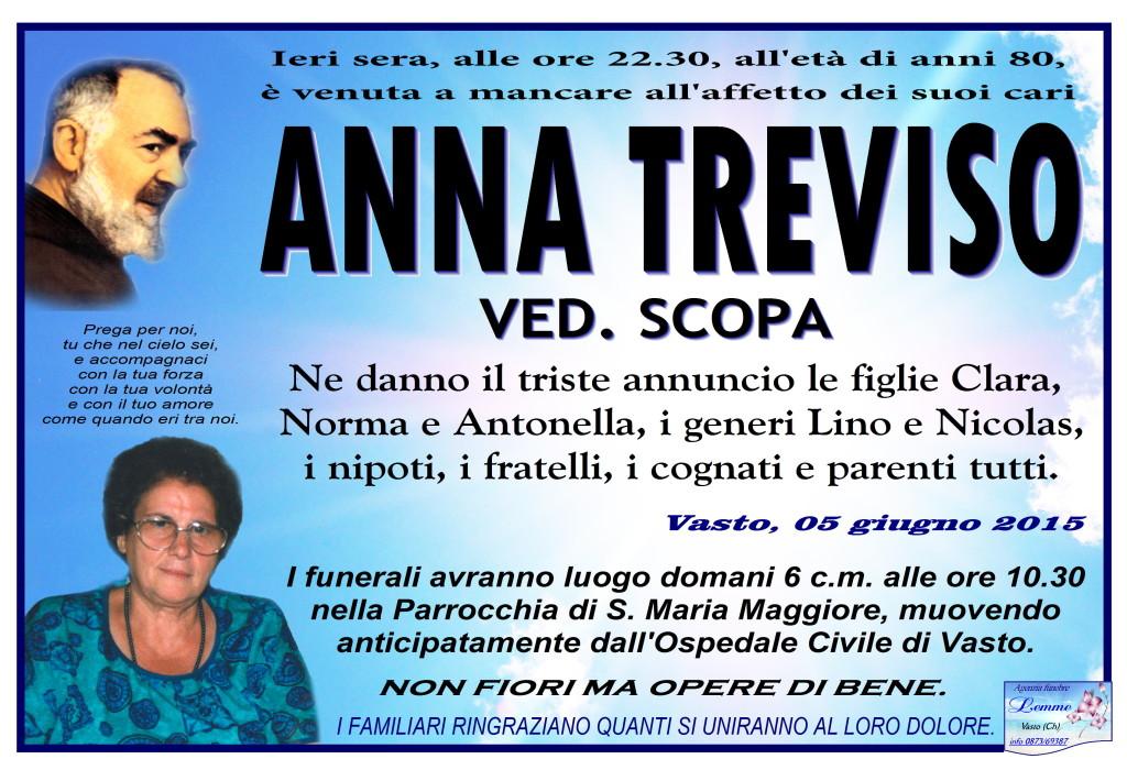 ANNA TREVISO