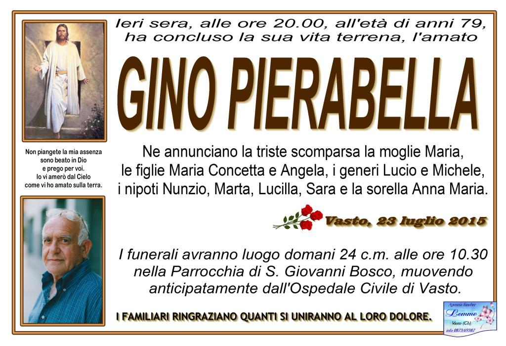 GINO PIERABELLA