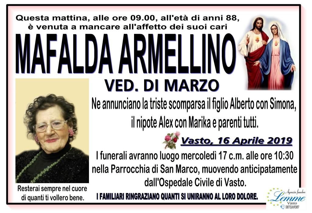 MAFALDA ARMELLINO