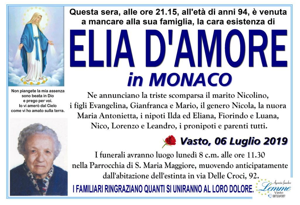 ELIA D'AMORE