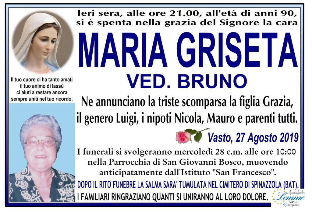 MARIA GRISETA