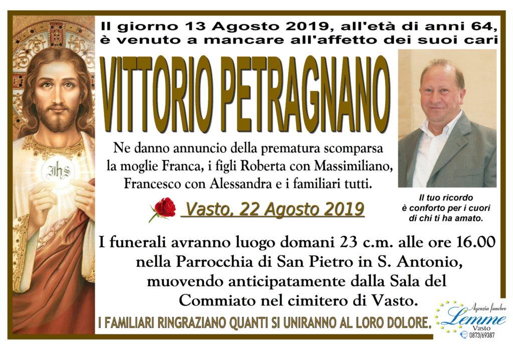 VITTORIO PETRAGNANO
