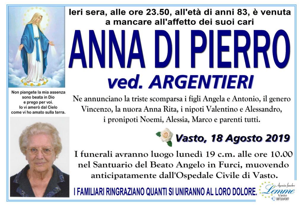 ANNA DI PIERRO