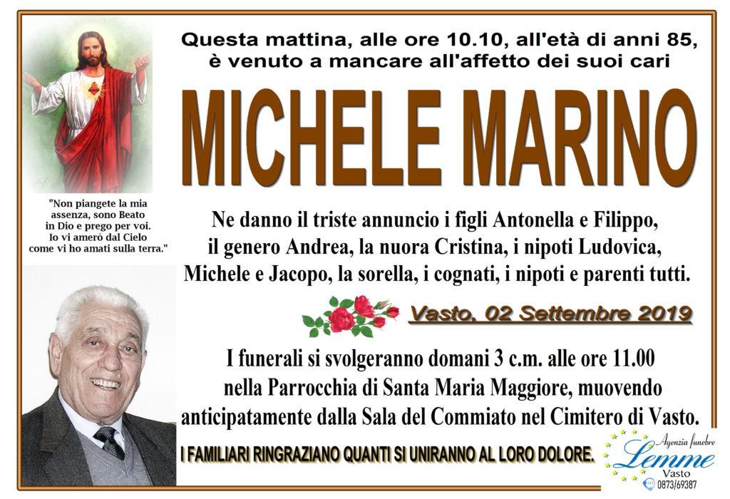 MICHELE MARINO