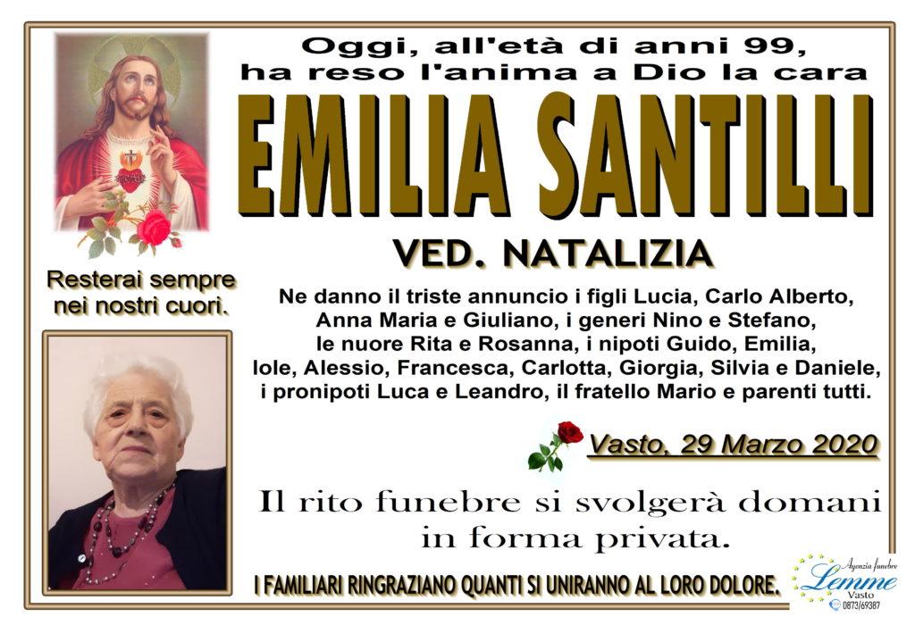 EMILIA SANTILLI
