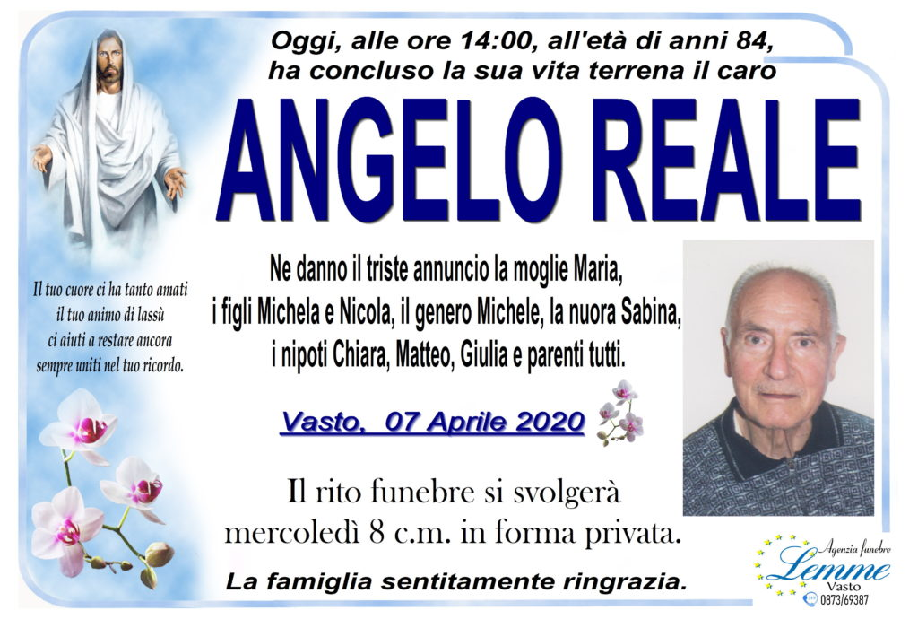 ANGELO REALE
