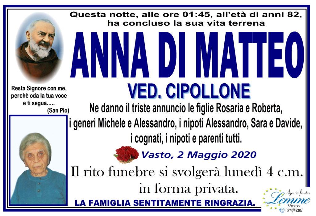 ANNA DI MATTEO