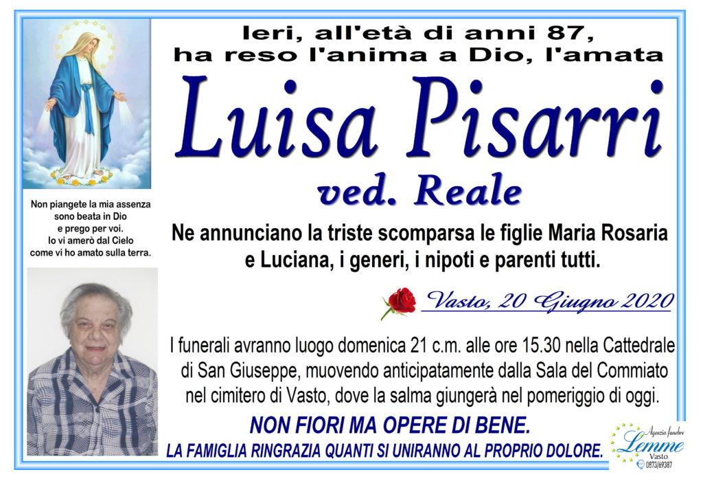 LUISA PISARRI