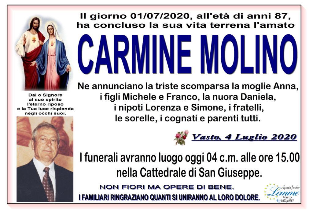 CARMINE MOLINO