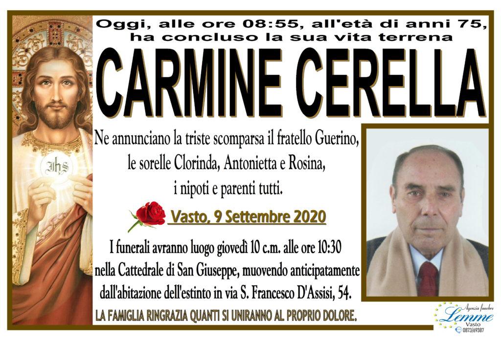 CARMINE CERELLA
