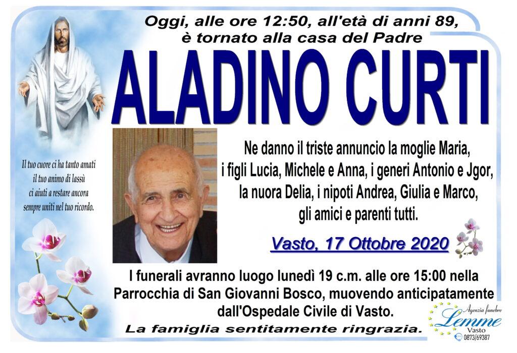 ALADINO CURTI