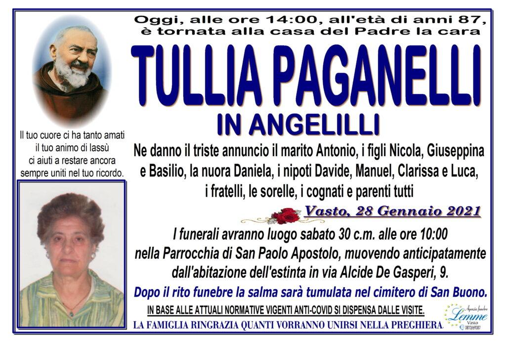 TULLIA PAGANELLI